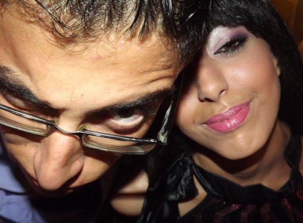Moi Avec Ma Cousine :) <3 ²