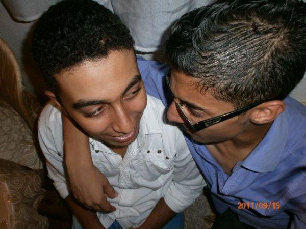 Avec Mon Meilleur Negro Nadhem : )