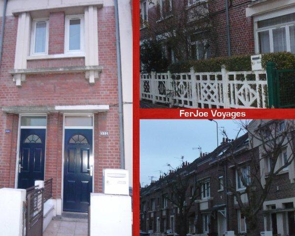 Le quartier des 400 maisons lille blog de ferjoevoyages for Maison des ados lille