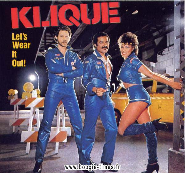 klique album let s wear it out !!