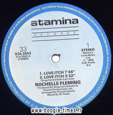 rochelle fleming