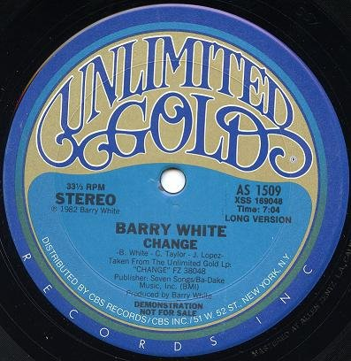 barry white ! ! !