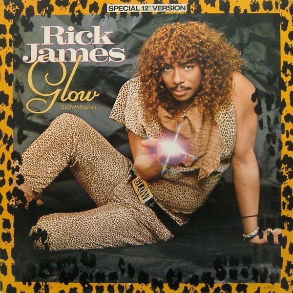 rick james - glow