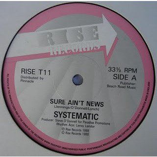 Systematic - Sure Aint News