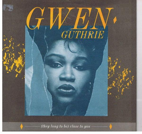 GWEN GUTHRIE, Save your love for me