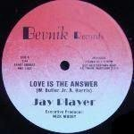 JAY PLAYER - Jay Player - Love Is The Answer