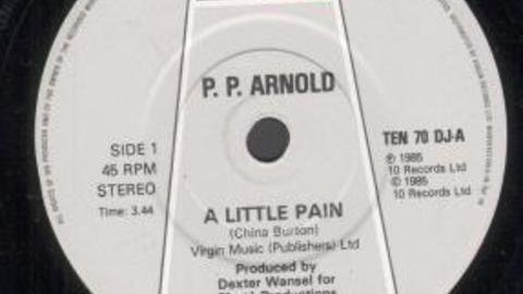 P.P. ARNOLD - A Little Pain