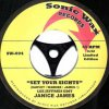 JANICE JAMES - Set Your Sights