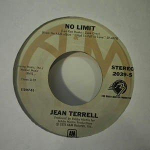 Jean Terrell - No limit