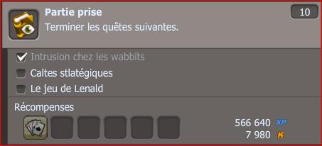 Maj 2.14 Île des Wabbits.