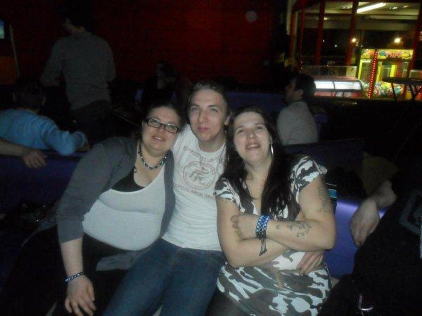 mes 2 soeur et moi