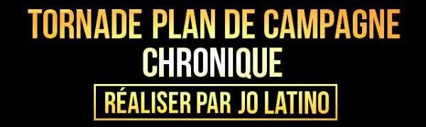 Tornade Plan de Campagne ( Chronique réaliser par Jo latino )