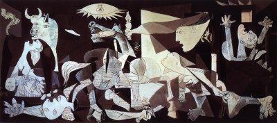 Un témoignage de la guerre d'espagne : Guernica