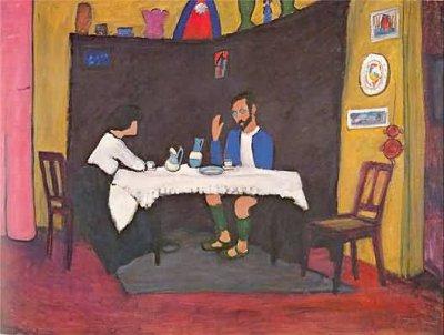 Une artiste censurée en allemagne : Gabriele Münter