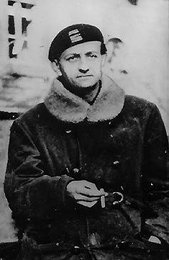 Un écrivain  durant la guerre d'Espagne puis un homme politique : André Malraux