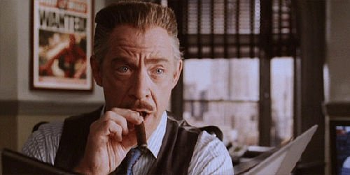 James Jonah Jameson