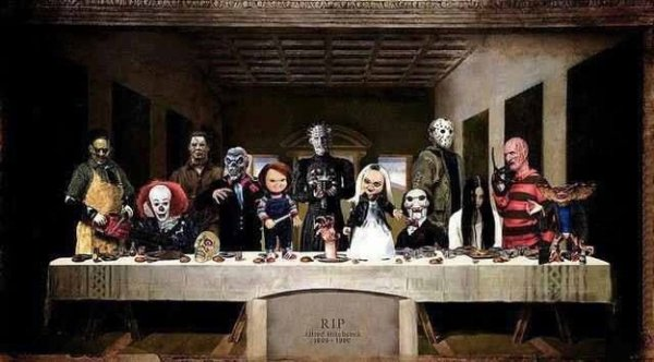 Un dîner aux ENFERS