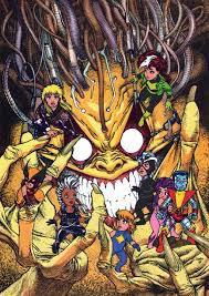 Mojo rêvant d' éliminer les X-Men