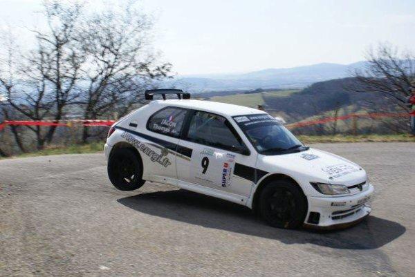 Prochain rallye le valdance 30/31 MARS 2012 avec mik ruard 306 maxi A7K
