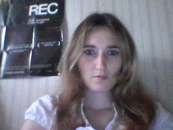 moi et ma nouvelle coiffure