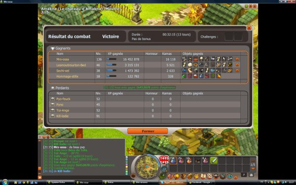 Pvp' & Guilde