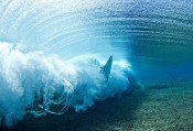 je flotte dans le vague