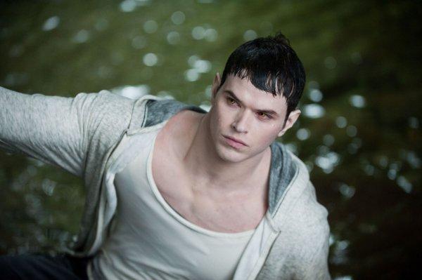 Emmet Cullen - Parcours dans Twilight