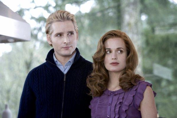 Esmé Cullen - Parcours dans Twilight