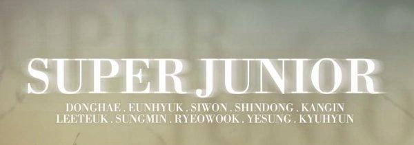 Super Junior French News