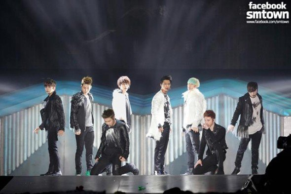 Chine: Super Junior M a tenu un meeting