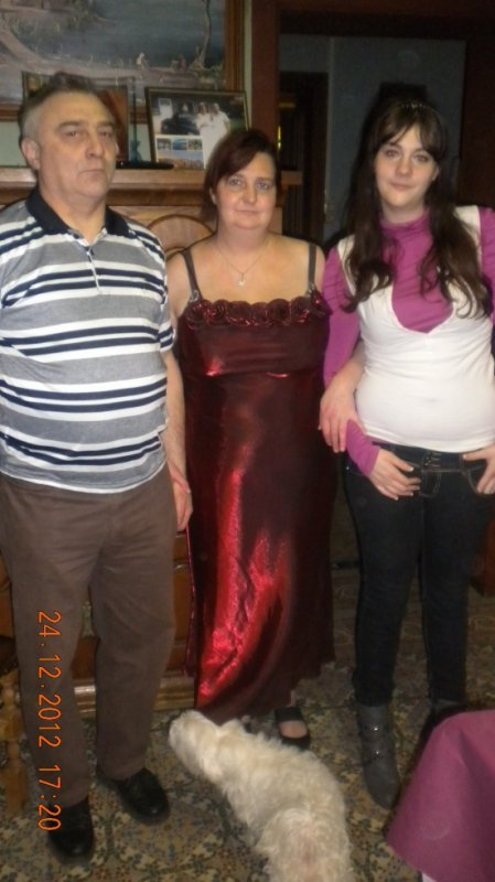 mon beau pere ma mere et moiii