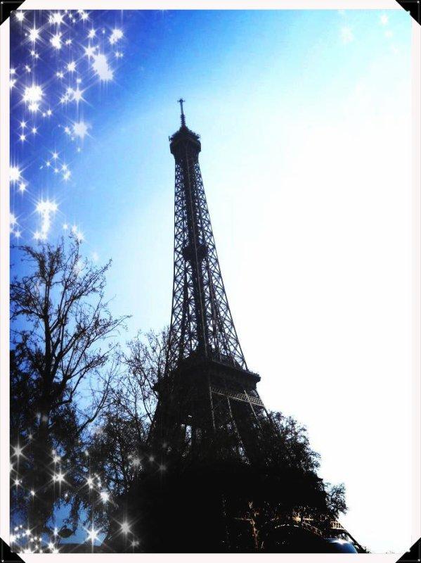 Vacances~PARIS ☺