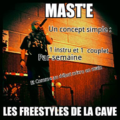 les freestyles de la cave  / Les Freestyles de la Cave-EPI (2013)
