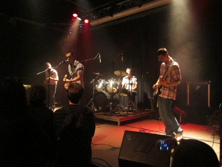 Concert Salamandre