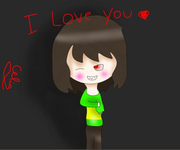 I Love You . ♥