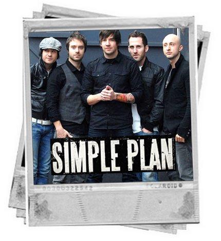 Simple Plan à Amnéville ?? ( Le 06 Septembre 2011 pour la première partie de The offspring )  30 AOUT 2011 SIMPLE PLAN AU LUXEMGOURG JY SERAIS =D