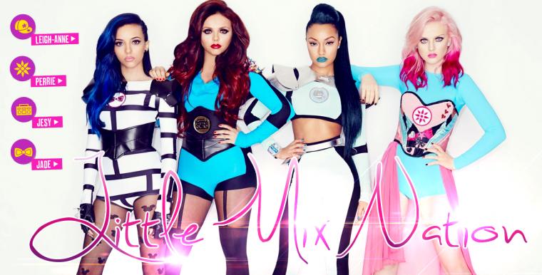 Bienvenue sur Little Mix Nation