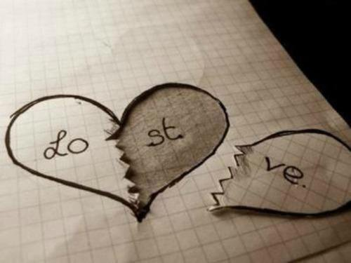 Lost Or Love?