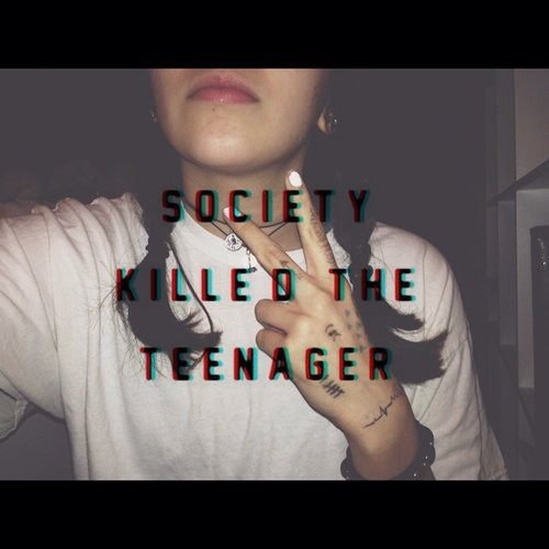 We Are The Teenager ...