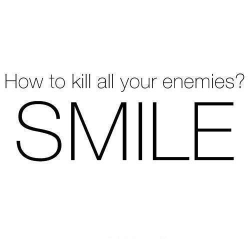 Comment tuer son ennemie...