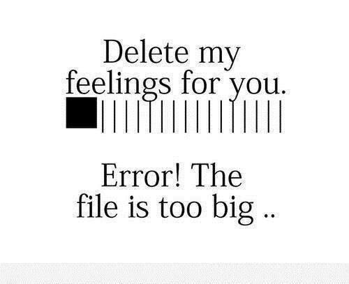 Delete...