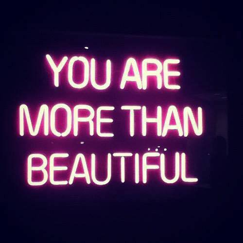 You'Re More...