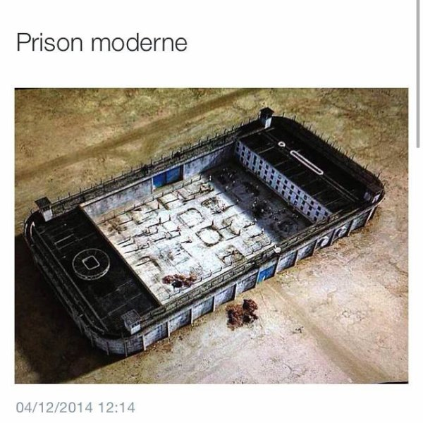 Notre prison...
