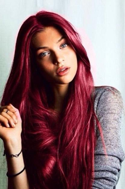 J'adoooore ses cheveux *.*