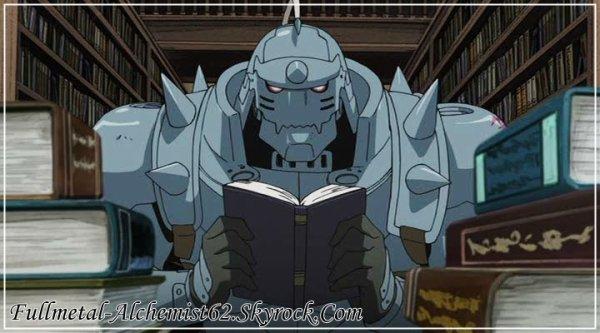 .Alphonse Elric .