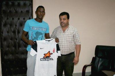 Transferts : Chlef recrute un jeune Gabonais