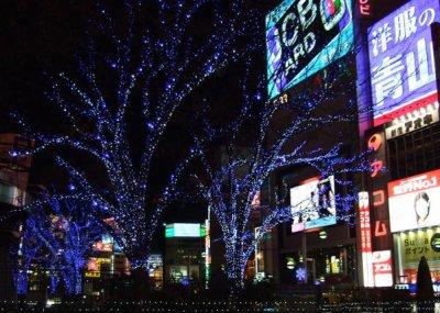 Noêl au Japon!! (C'est si kawaii et magnifique!!)