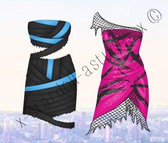 2 robes Monster High gratuites ! <3