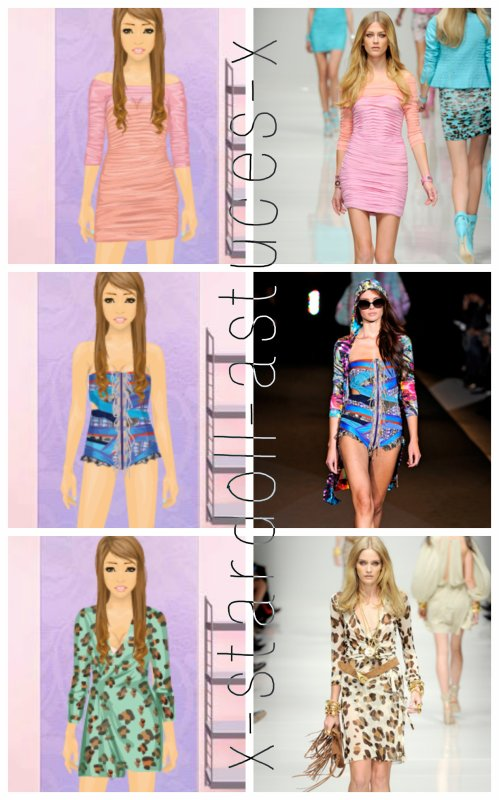 Stardoll version réel #1 Rivera