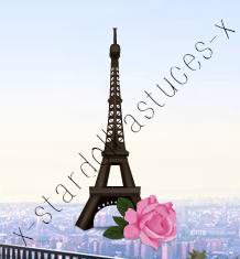 Tour Eiffel GRATUITE :)